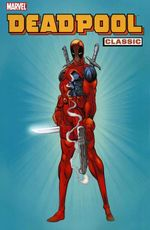 Couverture Deadpool Classic, tome 1