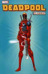 Couverture Deadpool Classic, tome 1