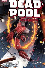 Couverture Deadpool Classic, tome 10