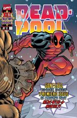Couverture Deadpool : Volume 1 (Marvel Comics)