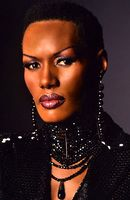 Photo Grace Jones