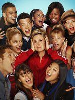 Logo Glee Cast