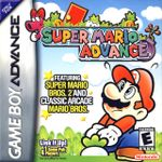 Jaquette Super Mario Advance