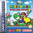 Jaquette Super Mario Advance 2 : Super Mario World
