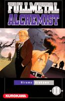 Couverture Fullmetal Alchemist, tome 11