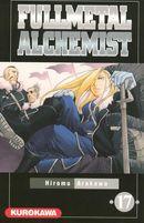 Couverture Fullmetal Alchemist, tome 17
