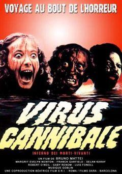 Affiche Virus Cannibale
