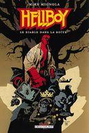 Couverture Le Diable dans la boîte - Hellboy, tome 5