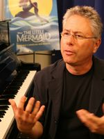 Photo Alan Menken