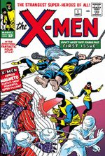 Couverture Uncanny X-Men (1963 - 2011)