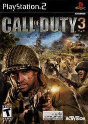 Jaquette Call of Duty 3 : En marche vers Paris