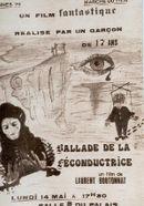 Affiche Ballade de la féconductrice