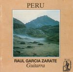 Pochette Peru - Guitarra