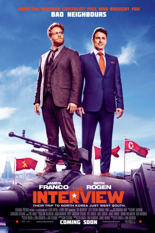 a movie critique of the interview by evan goldberg and seth rogen Seth rogen, evan goldberg to direct 'the seth rogen is to direct and star in the his longtime collaborator with whom he wrote the screenplay for the interview.