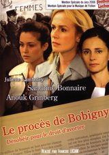 Affiche Le Procès de Bobigny