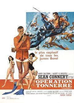 Affiche Opération Tonnerre