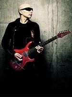 Photo Joe Satriani