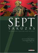 Couverture Sept Yakuzas