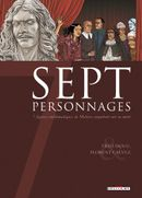 Couverture Sept Personnages