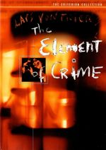 Affiche Element of Crime