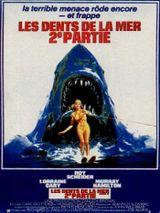 Affiche Les Dents de la Mer : 2e Partie