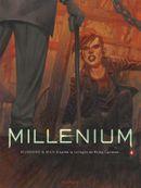 Couverture La Fille qui rêvait d'un bidon d'essence et d'une allumette : Deuxième Partie - Millénium, tome 4