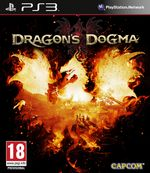 Jaquette Dragon's Dogma