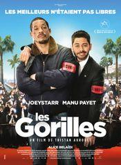 Affiche Les Gorilles