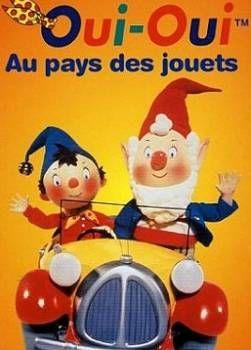 Oui Oui Au Pays Des Jouets Dessin Anime 1992 Senscritique