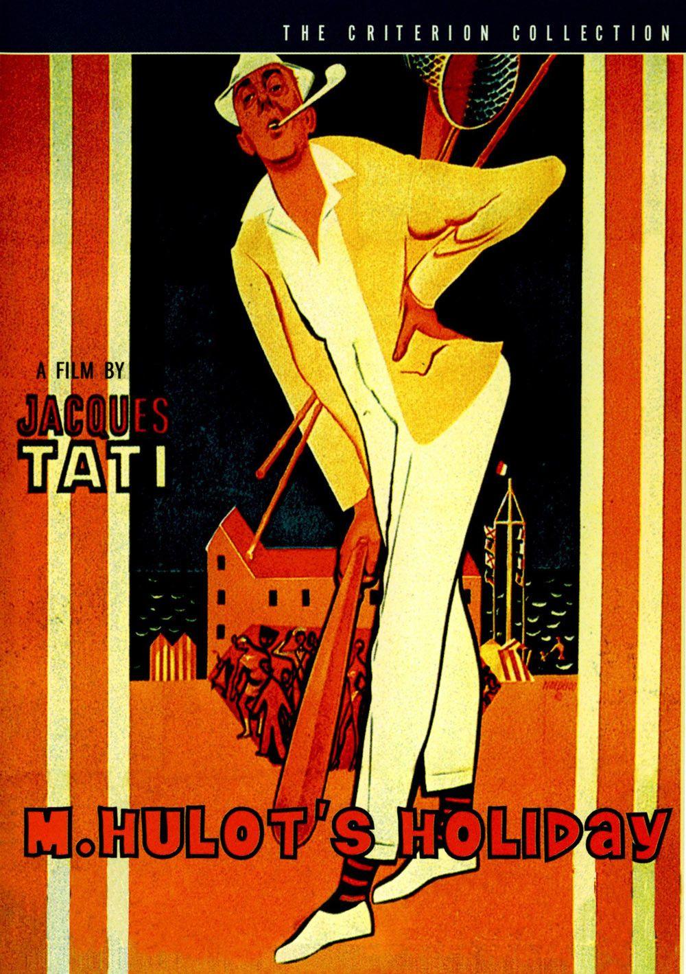 affiches posters et images de les vacances de m hulot 1953. Black Bedroom Furniture Sets. Home Design Ideas