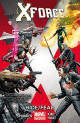 Couverture Hide/Fear - X-Force (2014), tome 2
