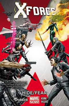 Couverture Hide/Fear - X-Force (2014), tome 2