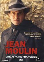 Affiche Jean Moulin, une affaire française