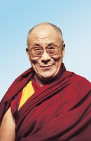 Photo Le Dalai Lama