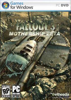 Jaquette Fallout 3 : Mothership Zeta