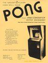 Jaquette Pong