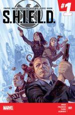 Couverture S.H.I.E.L.D. (2015 - Present)