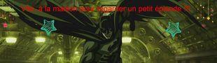 Cover Après une journée chargée Batman aime bien qu'on se pose devant un petit épisode de série, et en 2015 on regarde...