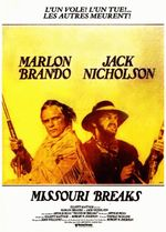 Affiche Missouri Breaks
