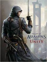 Couverture Tout l'art d'Assassin's Creed Unity