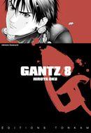 Couverture Gantz, tome 8