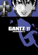 Couverture Gantz, tome 11
