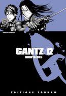 Couverture Gantz, tome 12