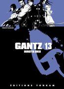 Couverture Gantz, tome 13