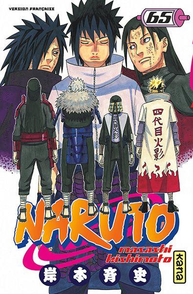 couverture naruto tome 65 - Naruto 69