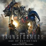Pochette Transformers: Age of Extinction (OST)