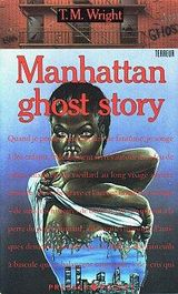 Couverture Manhattan Ghost Story