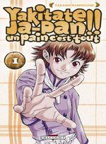 Couverture Yakitate Ja-Pan !! Un pain c'est tout, tome 1