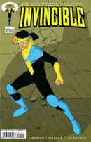 Couverture Invincible (2003 - Present)