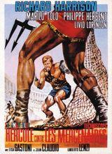 Affiche Hercule contre les mercenaires